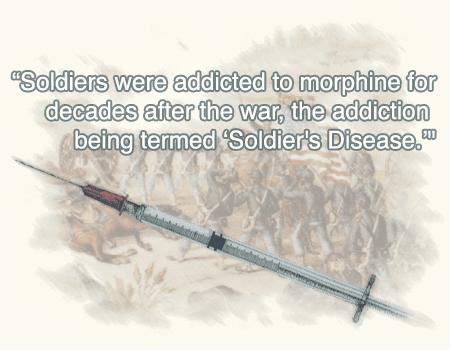 soldier's disease