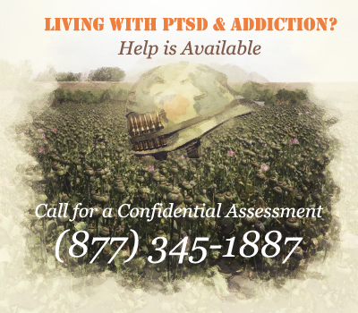 help for ptsd and addiction