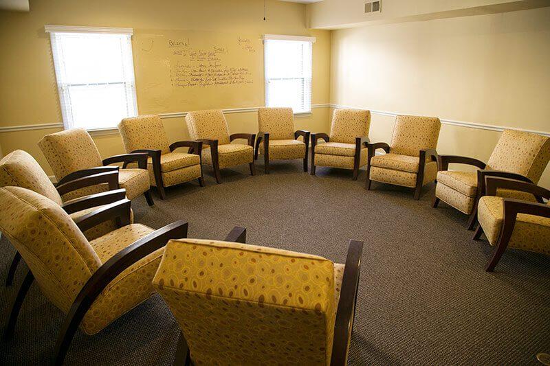Foundations Memphis meeting room