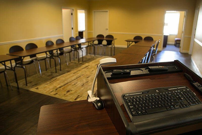 Foundations Memphis Outpatient Conference area