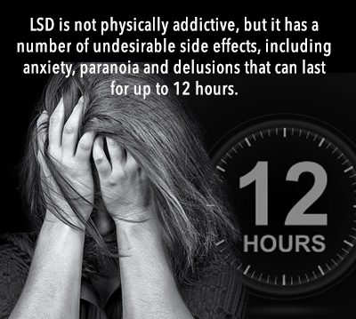 lsd side effects