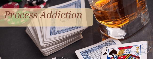 Process addiction rehabilitation