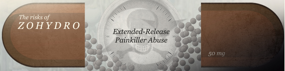 zohydro risks of a extended-release painkiller